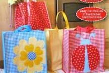 Purse Patterns / Purse patterns allow you to shown your own creativity - make a bag and express yourself and your own style in the handbag that you carry!