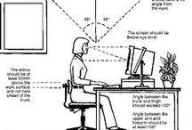 Massage, Ergonomics and Stretching