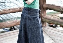 My Style Inspiration / Garments I find Inspring and Sewing Patterns I'd like to make