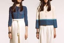Fashion inspiration / Collections that inspire PINC / by Ana Rodriguez