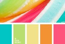 COLOR INSPO / Color schemes to use in marketing, websites and business branding. For Virtual assistants and their clients.