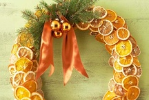 Craft - Hanging Crafts, Wreaths, & Mobiles / All kinds of crafts to hang up / by Adara Graham