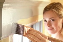 Painting and decorating tips and tricks / by Tammy Eime