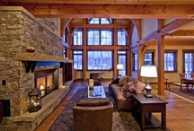Rustic house / by Tammy Eime