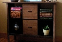 Furniture: DIY and makeovers / by Tammy Eime