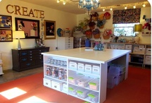 Craft Room / by Adara Graham