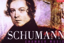 Schumann, Robert and Clara / by Linda B