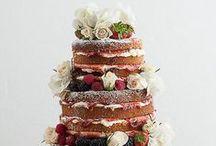 Wedding Cakes / Beautiful wedding cake inspiration!
