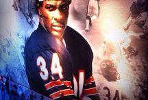 Chicago Bears / Football / by Angel Hernandez