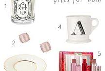 Lovelyish Gift Guides / Gift guides to make shopping easier