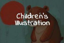 Children Book Illustrations / Art I like