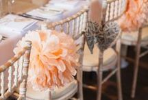 Wedding Decor Ideas / How will you style your big day? Below are some of our favourite ideas!