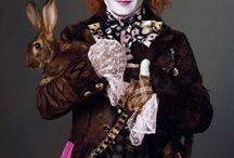 Quilt - Inspiration Alice in Wonderland / Inspiration for my Alice in Wonderland Quilt