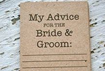 Wedding Guestbook Ideas / Alternative ideas for your Wedding Guestbook