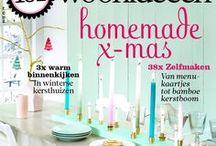 [ Portfolio ] 101Woonideeën / artdirection Dutch creative interior / DIY magazine @101woonideeen by Monique van der Vlist aka @vlinspiratie @HappyMakersBlog
