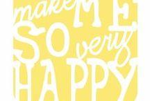 [ Words ] Be Happy ! ! !