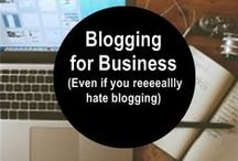 BLOGGING / WRITING / Virtual Assistant Tips for blogging and/or writing for yourself or your clients.