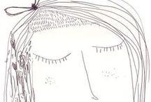 [ Illustration ] Characters & Portraits / #Portraits