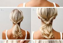 HAIR / Hairstyle Inspiration