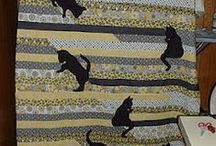 Quilting - Cats