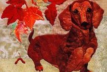 Quilting - Dogs