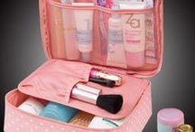 Estuches / Porta cosméticos, útiles escolares, botiquín de primeros auxilios, etc.