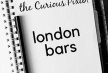 London Bars / London Bars inspo