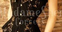 Corsets, corselet