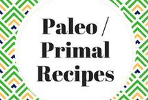Paleo/Primal Recipes / Paleo and primal, real food recipes for better health.  Want to join the board? Like my personal account (Live Clean Nourish) and send your username to ania@livecleannourish.com.   Re-pin for every pin.