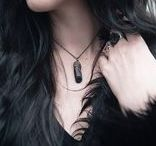 "* canon: yennefer of vengerberg / "" how ravishing she is, he thought. everything about her is ravishing. and menacing. those colours of hers; that contrast of black and white. beauty and menace. """