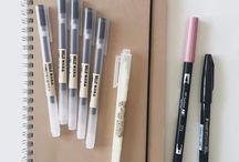 — journaling / stationery.