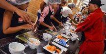 Imagens e Notícias do Setor de Culinária / O Guia da Culinária é diariamente atualizados com as informações mais recentes do setor de culinária, gastronomia e afins.