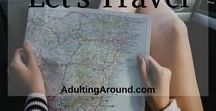 Let´s travel / Travel tips and trick, travel destinations, guides, and inspiration for your next journey