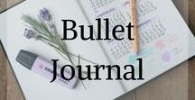 Bullet Journal / Bullet journal tips and trick, templates and printables
