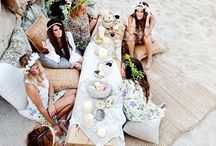 Brunch picnic party / Brunch party avec les amis!!!!