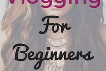 Vlogging For Beginners / Are you a beginner vlogger or you are in the process of creating your first vlog ? This board will help to share ideas, tips and inspiration on vlogging for beginners! Pins include; vlog | vlogging | for beginners | YouTube | tips | ideas | how to make | videos | grow | subscribers