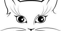 TATOOS CATS