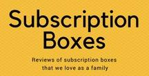 Subscription Boxes UK / These are the subscription boxes we enjoy as a family. Including subscription boxes for women, men and children. The best subscription boxes in the UK  #subscribe #subscriptionbox #subscriptionboxesuk #giftboxes #monthlybox #subscriptionboxes #productreview #uksubscriptionboxes