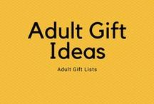 Adult Gift Ideas / Gift ideas for both men and women for birthday, Christmas or Valentines Day.  #giftguides #giftideas  To be added to the group, please 1) Follow Me on Pinterest: https://www.pinterest.com/freddiesmummyuk 2) Follow this Board. 3) Either email freddiesmummyuk@gmail.com or send me a direct message For every pin that you leave, please share one