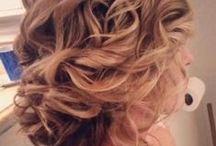 Hair, hair and more hair / by AshLea Beagley