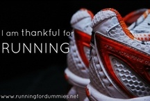 Running  / by Sarah Hortman, Registered Dietitian Nutritionist