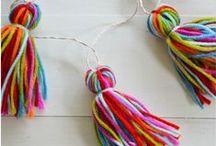 Knit, Purl, Crochet / by Blair Destro