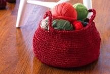 Knit and Crochet / by Karin Davis