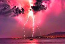 lightning / by Bobby Kammer