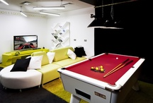 Creative Office Spaces / Work spaces that are innovative, creative or just plain awesome!