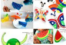 Kid's Ideas / by Mary Beth Sassen
