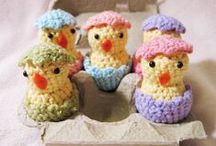 Crochet for Easter / by Sara Cipriano