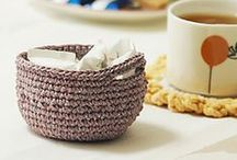 Crochet Baskets / by Sara Cipriano