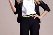 Work Attire: Female / Suggested work apparel for women.  / by Wilson Human Capital Group