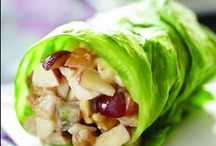 Food: Lunch / by Sarah Hortman, Registered Dietitian Nutritionist